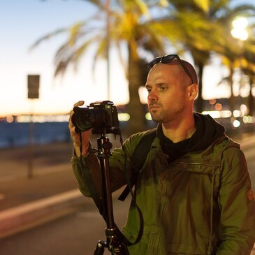 Cours de Photographie proche Nice