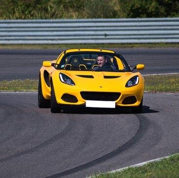 Stage en Lotus Elise Sport - Circuit d'Andrézieux
