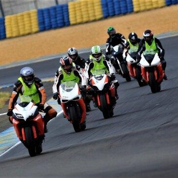 Stage de pilotage moto, département Saône et loire