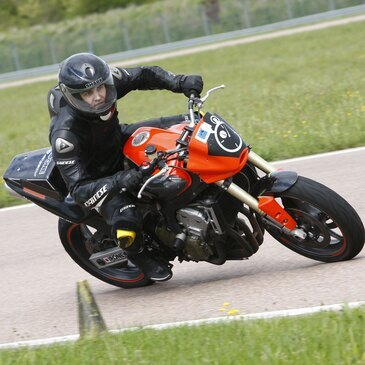 Stage Moto Demi-journée sur le Circuit de Bresse
