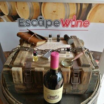Escape Game Œnologique à Saint-Emilion