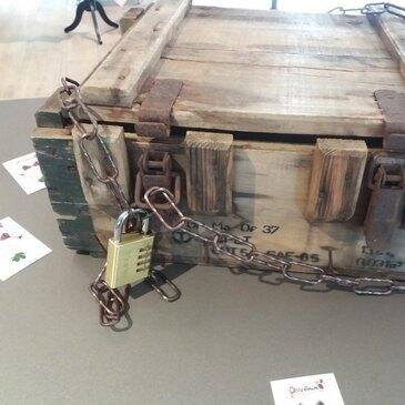 Escape Game, département Gironde