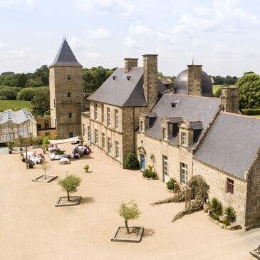 Week-end Gourmand au Château du Bois Guy