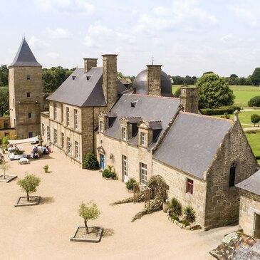 Réserver Week end dans un Château en Bretagne