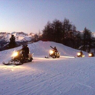 Week end à la Montagne, département Alpes de Haute Provence
