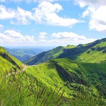 Puy de dôme (63) Auvergne - Montagne - Sports d'Hiver