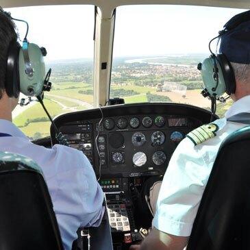 Initiation au Pilotage d'hélicoptère à Saint-Malo