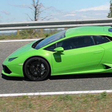 Stage de pilotage Lamborghini, département Gironde