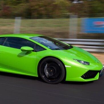 Stage de pilotage Lamborghini en région Nord-Pas-de-Calais