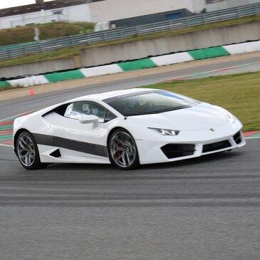 Stage en Lamborghini Huracan - Circuit de Chambley