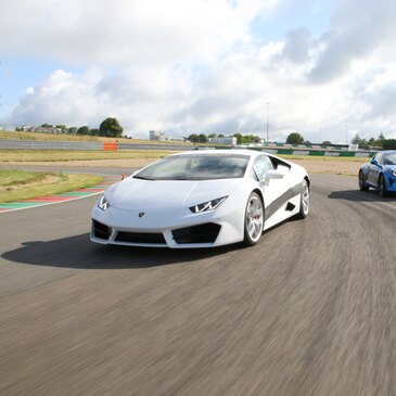 Stage de pilotage Lamborghini, département Meurthe et moselle