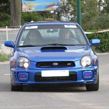 Stage Coaching en Subaru - Circuit d'Andrézieux