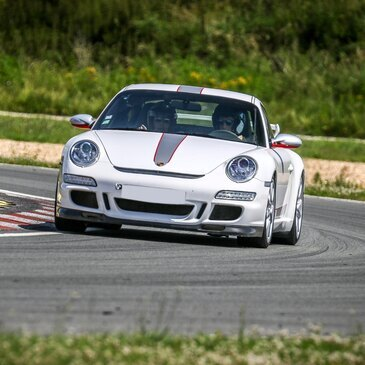 Stage en Porsche 997 GT3 - Circuit de La Ferté-Gaucher