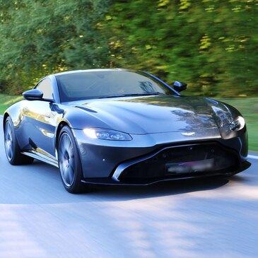Stage de Pilotage Aston Martin - Circuit de l'Auxois-Sud