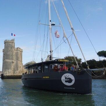 Balade en Voilier Historique à La Rochelle
