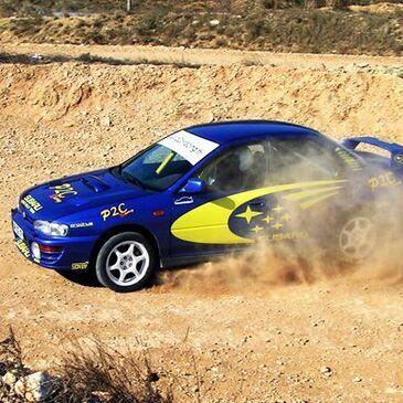 Baptême Rallye en Subaru - Circuit des Granges-Gontardes