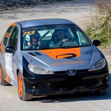 Stage de Pilotage Rallye, département Pas de calais