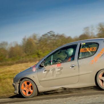 Stage de Pilotage Rallye en région Nord-Pas-de-Calais