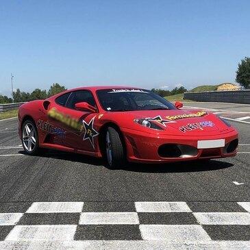 Stage Enfant en Ferrari F430 à Nantes