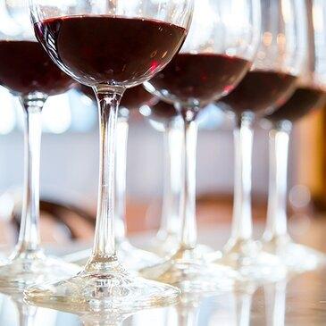 Atelier Dégustation Vins Rouges Mythiques à Paris