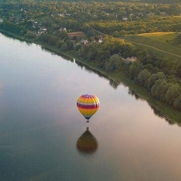 Vol en Montgolfière à Blois - Vallée de la Loire