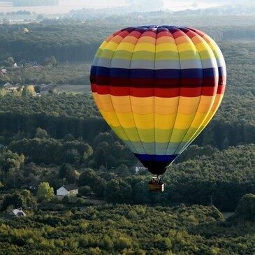 Blois, Loir et cher (41) - Baptême de l'air montgolfière
