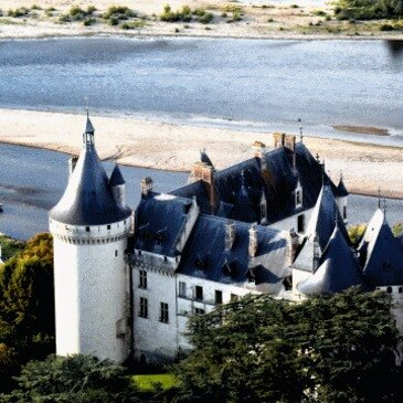 Baptême de l'air montgolfière proche Blois