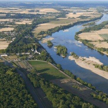 Vineuil, 50 min d'Orléans, Loiret (45) - Baptême de l'air montgolfière