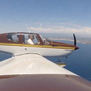 Initiation au Pilotage d'Avion à Fayence