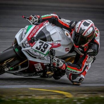 Stage de pilotage moto, département Gers