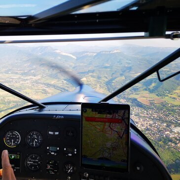 Initiation au Pilotage d'ULM Multiaxe à Valence