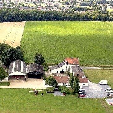 Buzet, à 35 min de Namur, Namur (WNA) - Baptême en ULM et Autogire