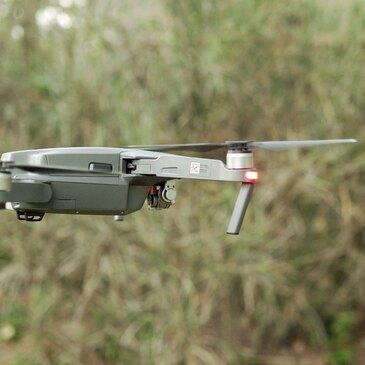 Pilotage de Drone en région Rhône-Alpes