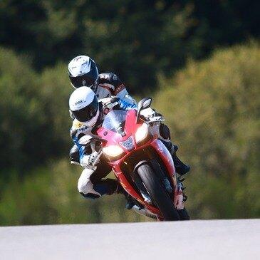 Baptême Sensations Moto - Circuit Carole