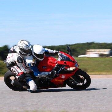 Baptême Moto sur Circuit en région Aquitaine