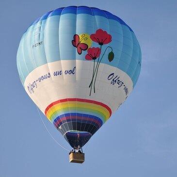 Baptême de l'air montgolfière en région Lorraine