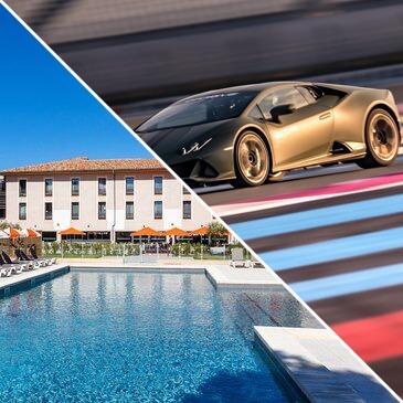 Week-end Pilotage Ferrari et Lamborghini au Castellet