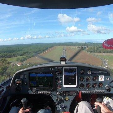 Aérodrome d'Arcachon - La Teste-de-Buch, Gironde (33) - Pilotage ULM