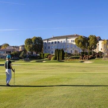 Week-end Golf au Château de Taulane dans le Verdon