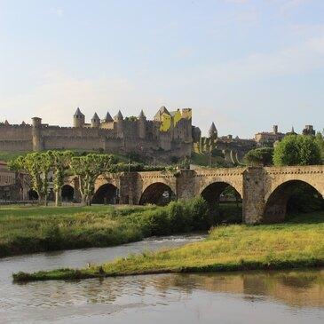 Week end Baptême en Hélicoptère à Carcassonne