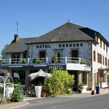 Week-end Gourmand près de Brive-la-Gaillarde