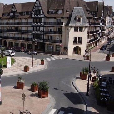 Week-end Bien-être en Amoureux à Deauville