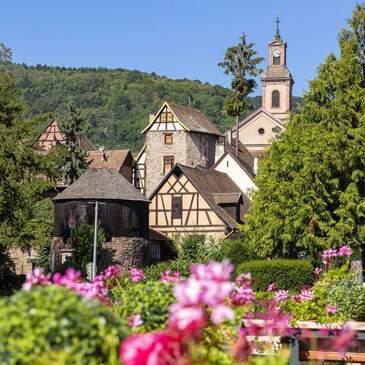 Réserver Week end Spa et Soins en Alsace