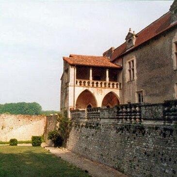 Week-end Gourmand au Château de Cibioux près de Poitiers