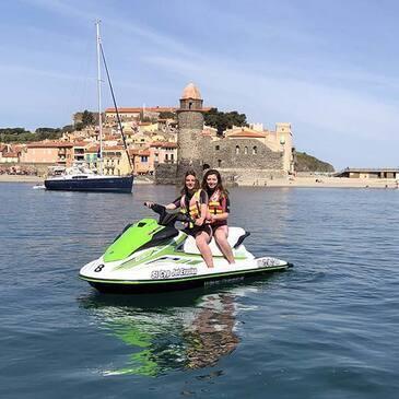 Week end Aquatique proche Cabestany, à 5 min de Perpignan