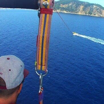 Parachute Ascensionnel, département Var
