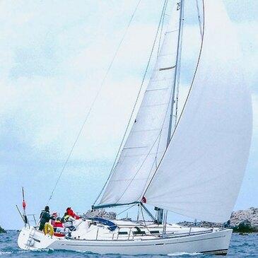 Stage de Navigation Hauturière à la Trinité-sur-Mer