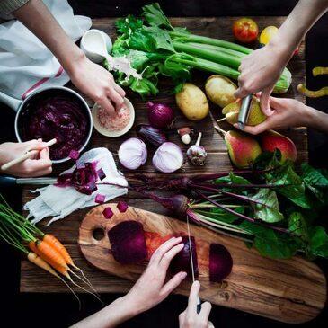 Atelier de Cuisine près de Bordeaux