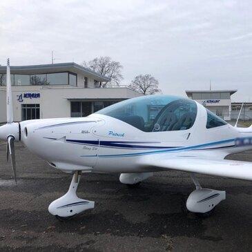 Initiation au Pilotage d'ULM Multiaxe à Cholet