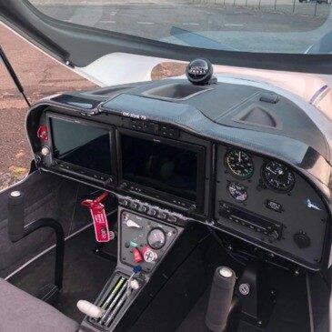 Pilotage ULM, département Maine et loire